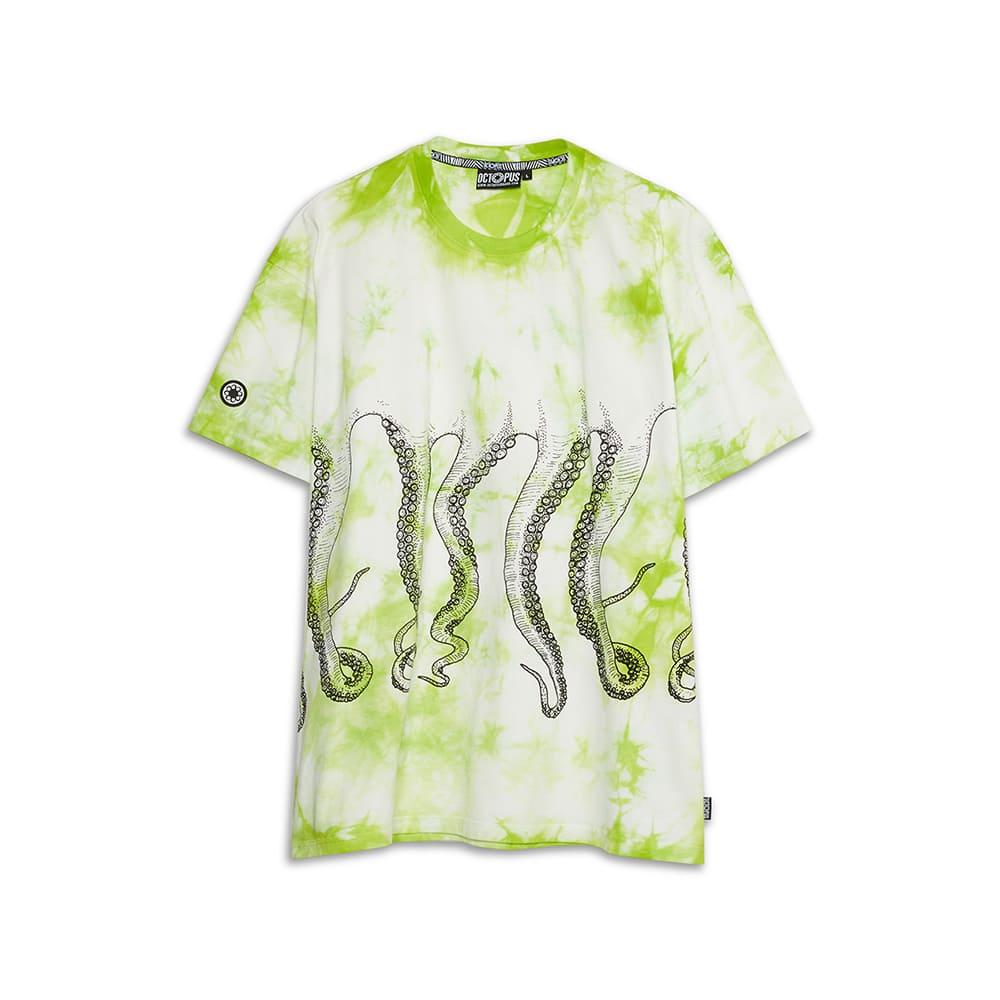 Octopus T-Shirt Frick Tie Dye