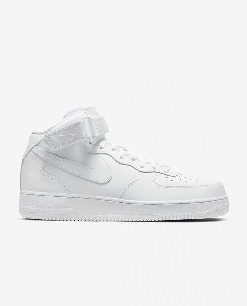 Scarpe Nike Air Force Mid Bianche