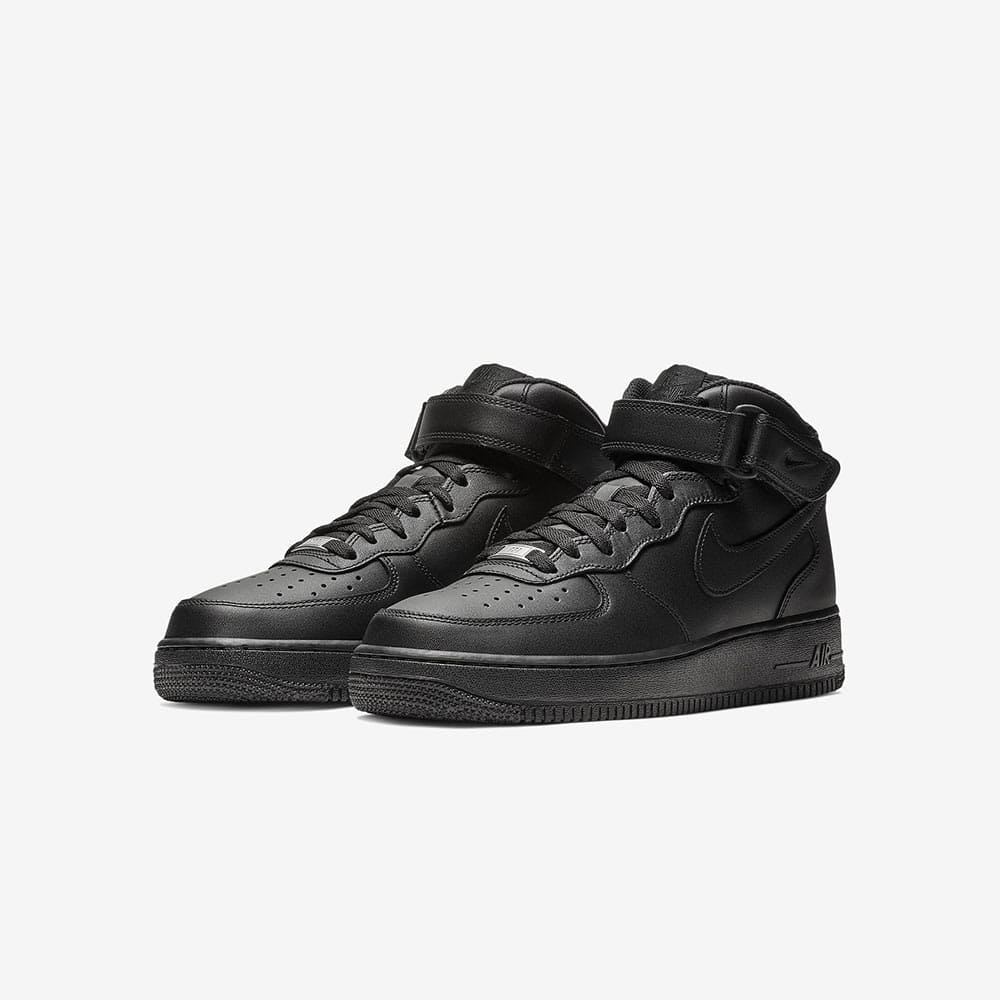 Scarpe Nike Air Force Mid Nere 3