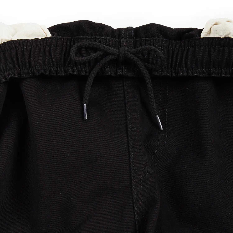 Stussy Pantaloni Brushed Beach Pant Black