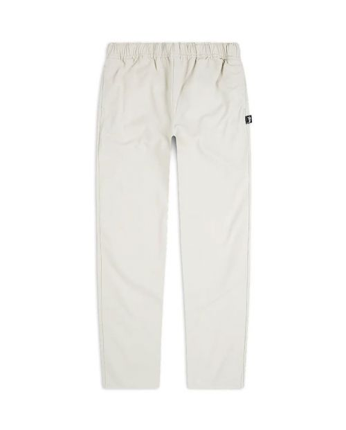 Stussy Pantaloni Brushed Beach Pant Bone Bone