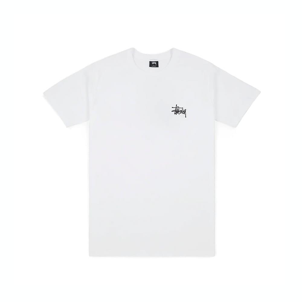 Stussy T-Shirt Basic White