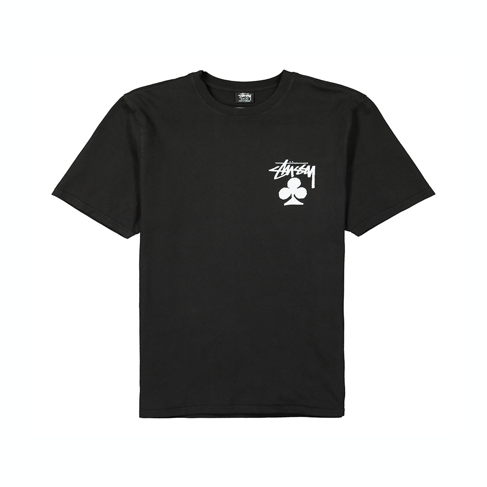 Stussy T-Shirt Club Pig Dyed