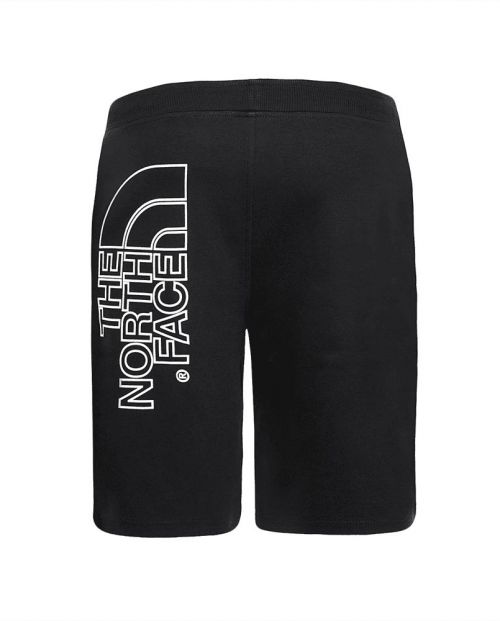 The North Face Pantaloni Corti Graphic Short Light - BLK