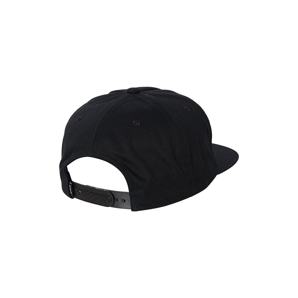 Cappello Huf Unstructured Box Nero