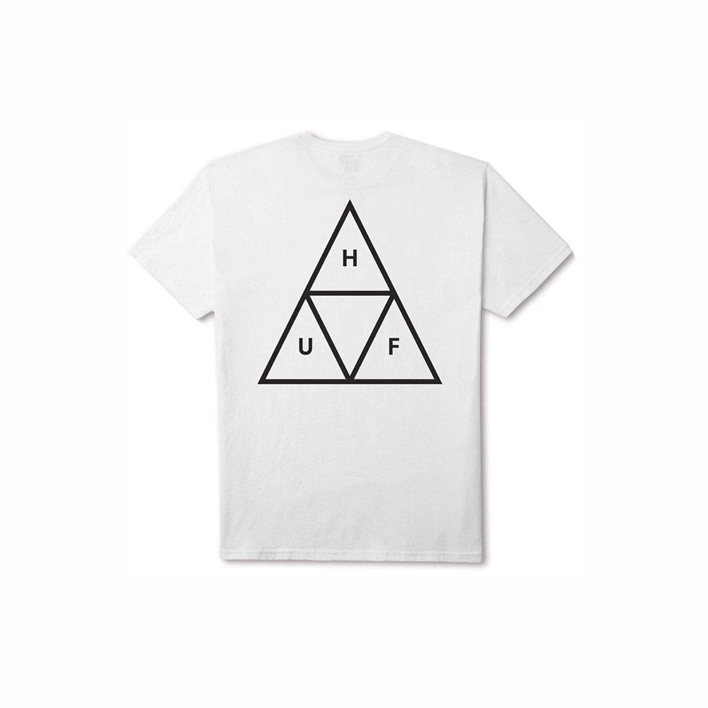T-Shirt Huf Essential TT Bianca