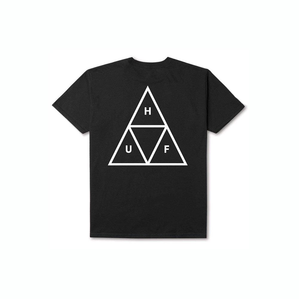 T-Shirt Huf Essential TT Nera