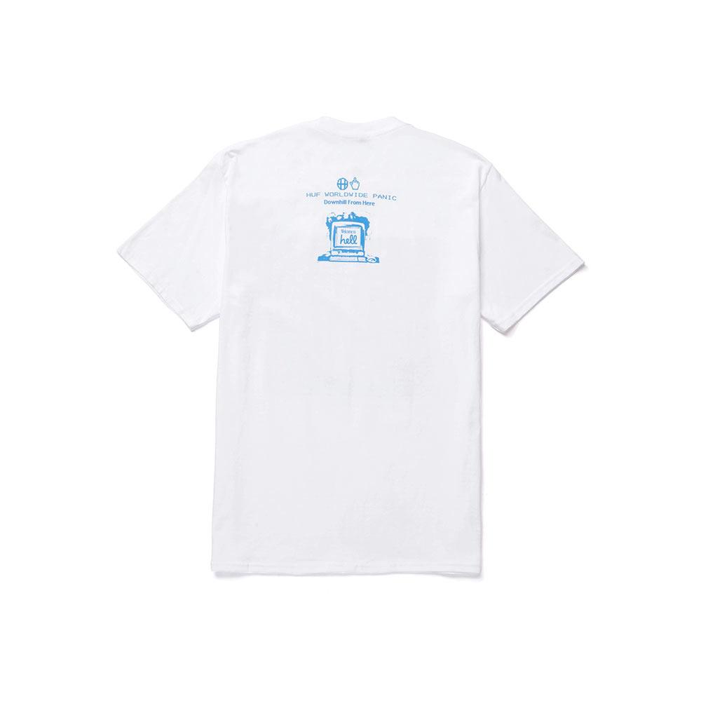 T-Shirt Huf Y2K Day S/S Bianca
