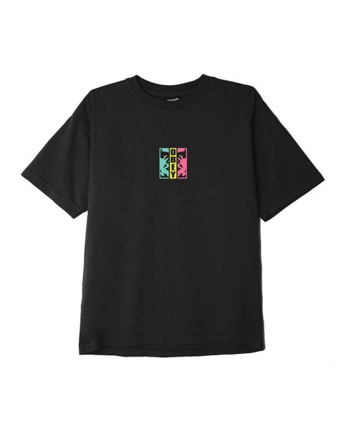 T-Shirt Obey Divided Classic Box Off