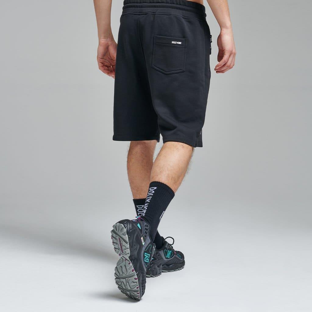 Pantaloncini Dolly Noire Sweat Neon
