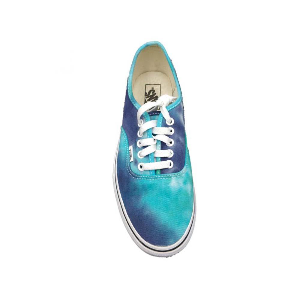 Vans Scarpe Authentic Tie Dye Navy Turquoise