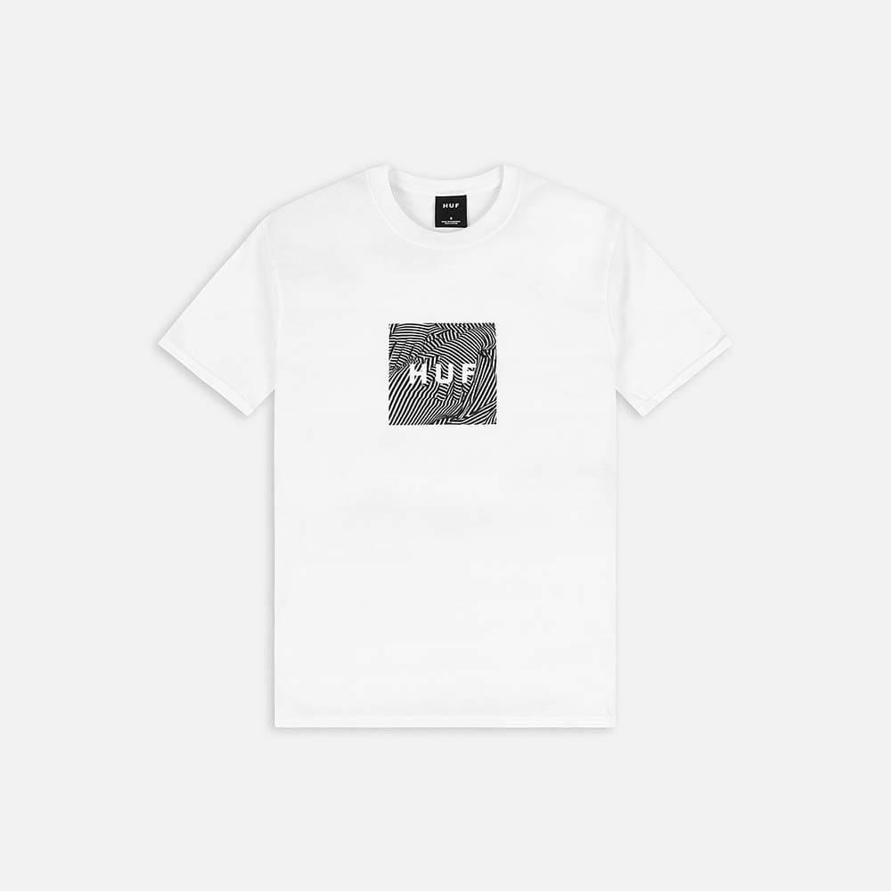 T-Shirt Huf Feels White