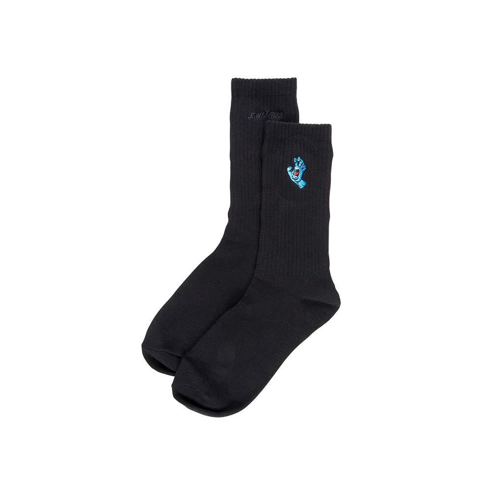 Calze Santa Cruz Mini Hand Sock Black