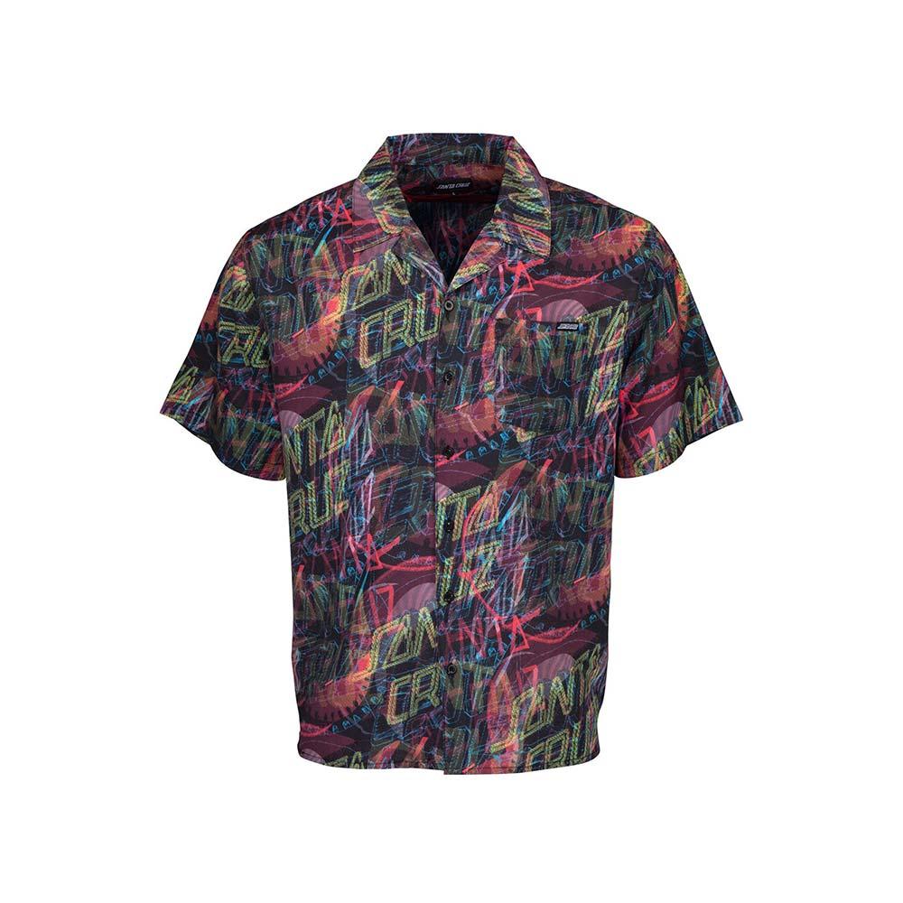 Camicia Santa Cruz No Pattern Crash