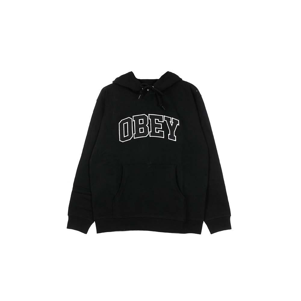 Felpa Obey Sports II Black