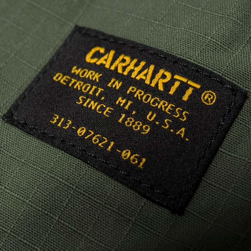 Giacca Carhartt Michigan Shirt Adventure Rinsed