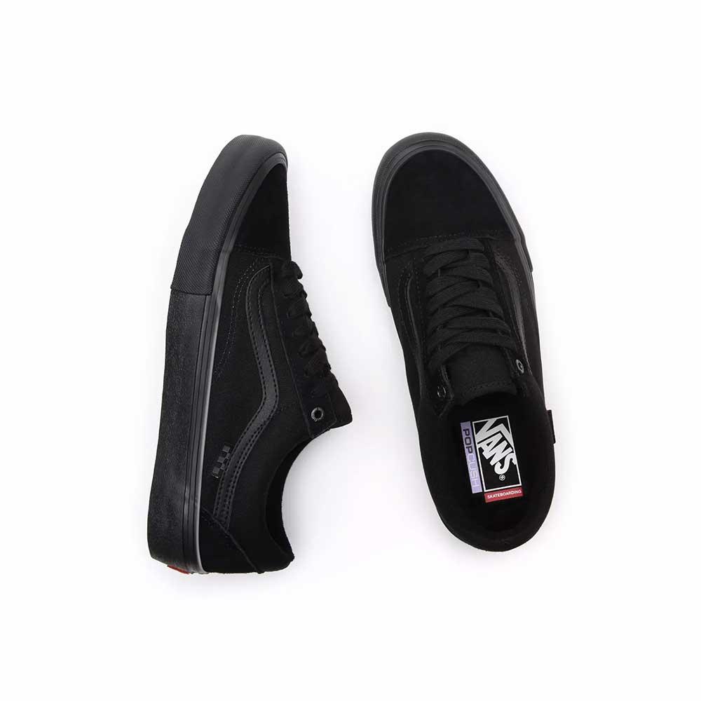 Scarpe Vans Old Skool Black Black