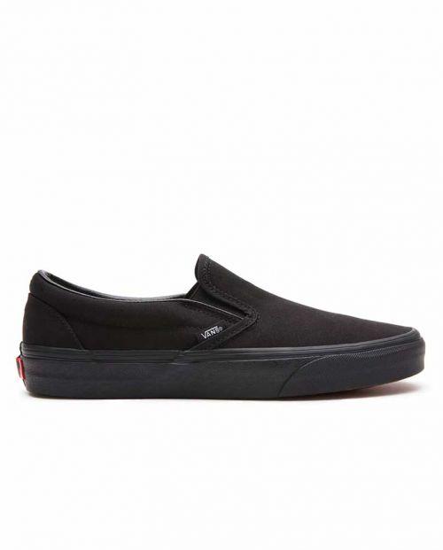 Scarpe Vans Skate Slip On Black Black