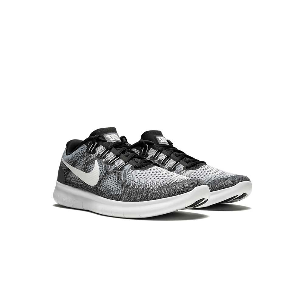 Scarpe da corsa Nike Free Run 2017 Wolf Gray Off White