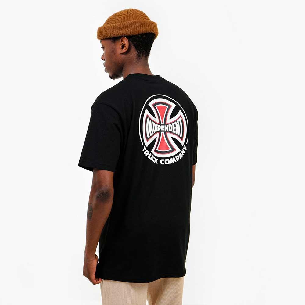 T-Shirt Independent Big Truck Co. Black