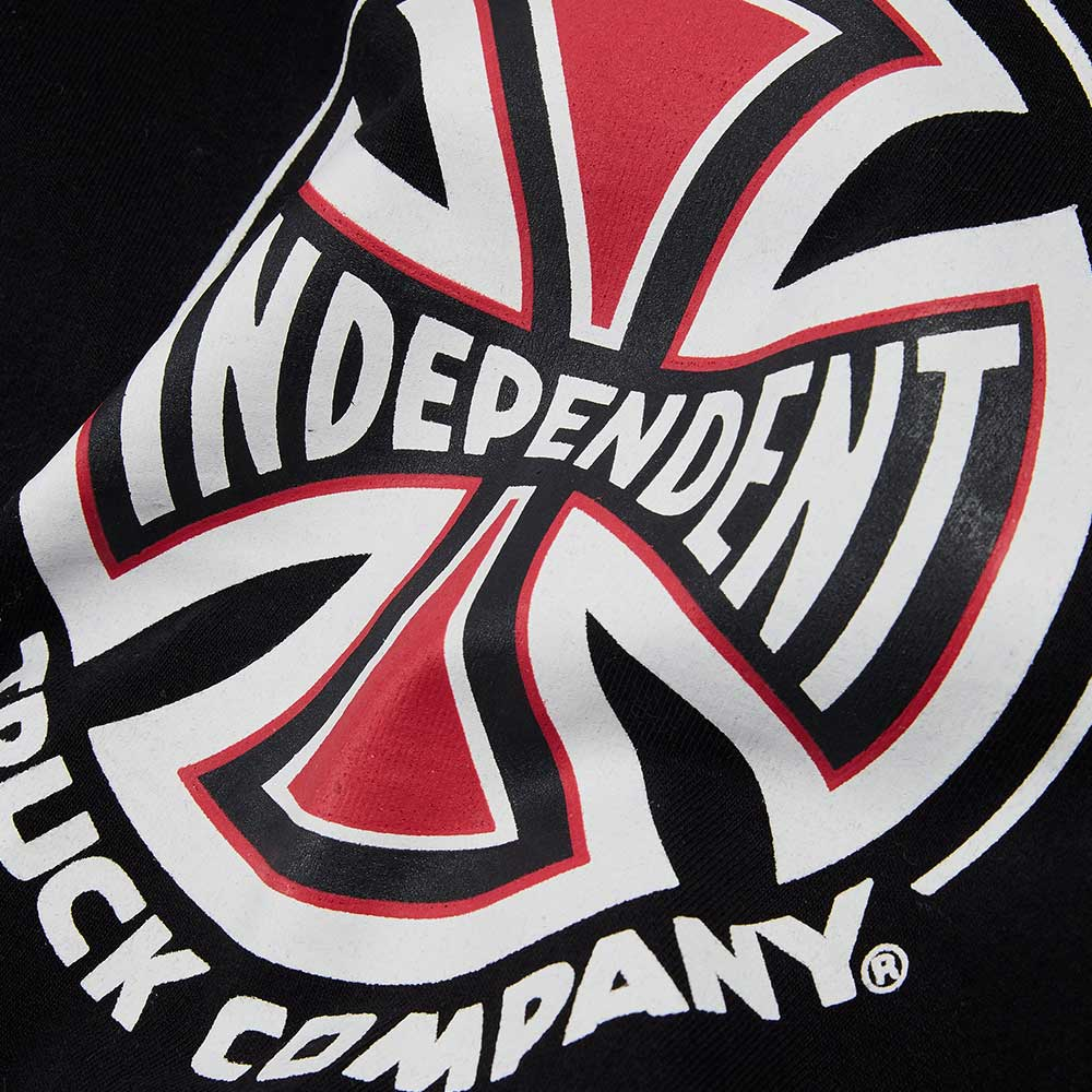 T-Shirt Independent Truck Co Black