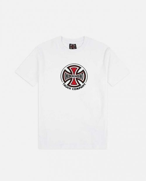 T-Shirt Independent Truck Co White