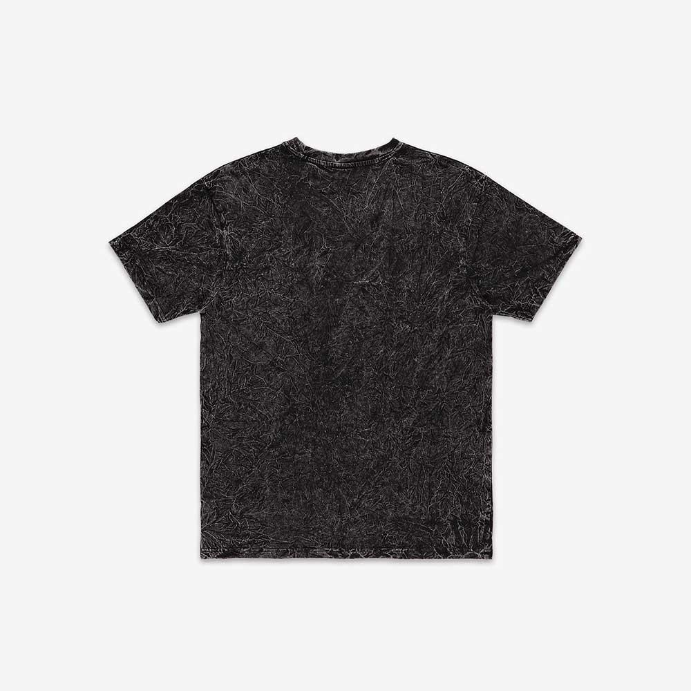 T-Shirt Independent Vintage Mineral Wash Black