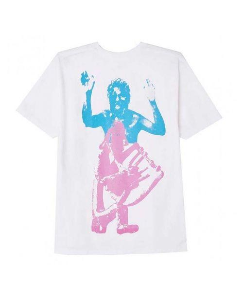 T-Shirt Obey Sound Studio Bianca 2
