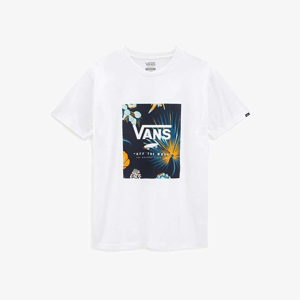 T-Shirt Vans Man Classic Print Box