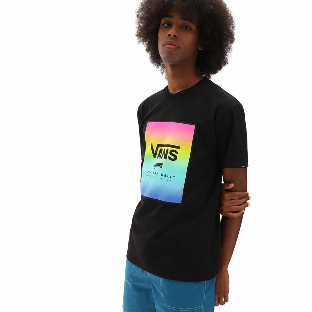 T-Shirt Vans Man Full Classic Print Box Tie Dye