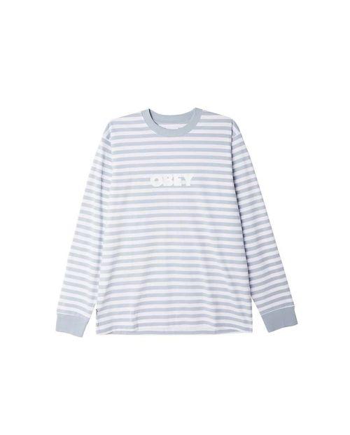 T-Shirt a maniche lunghe Joy Tee Good Grey Multi