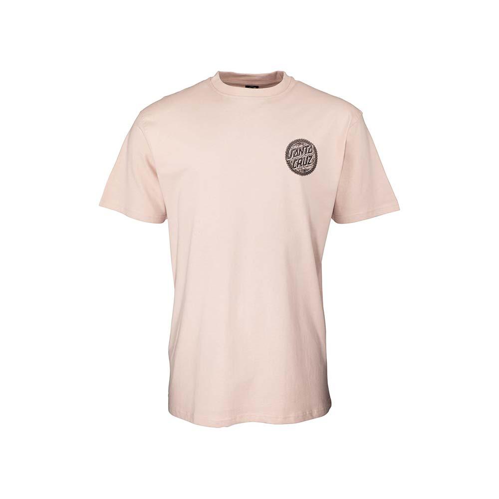 T shirt Santa Cruz Muerte Screaming Hand Mushroom 1