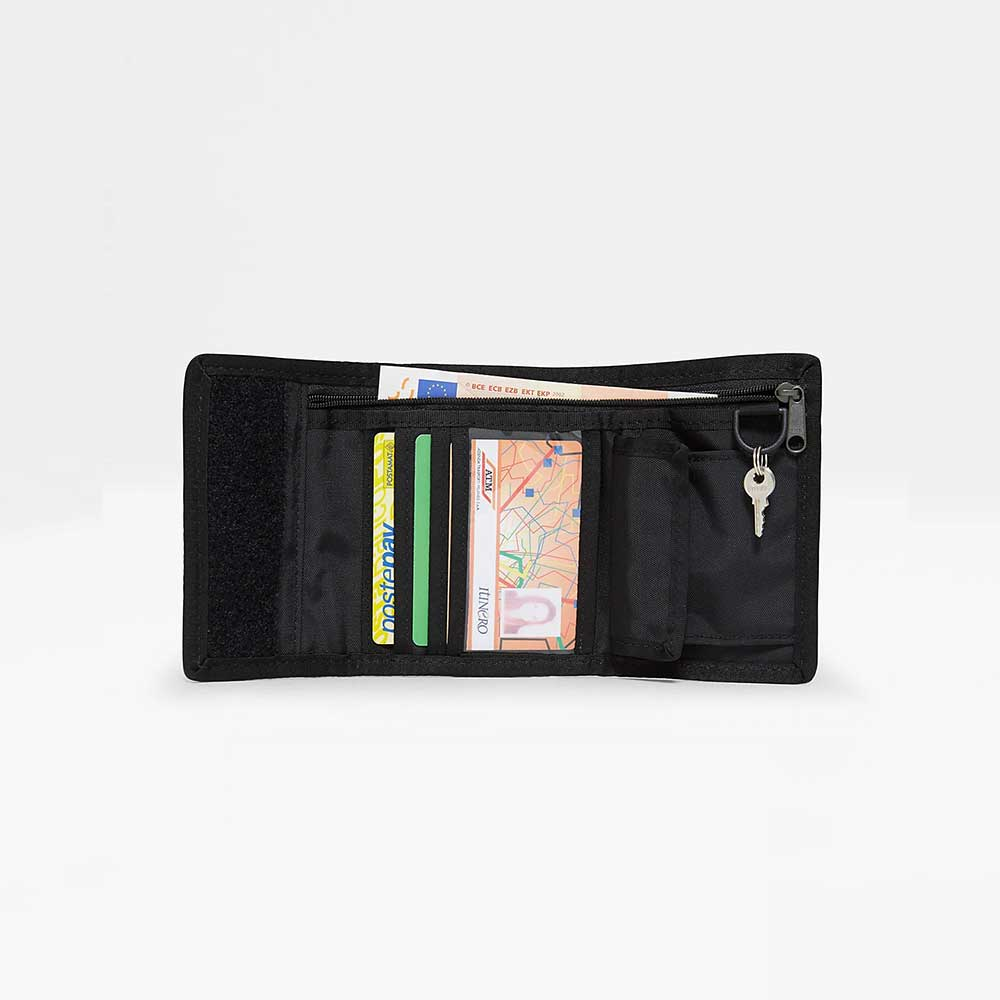 The North Face Base Camp Wallet Nero