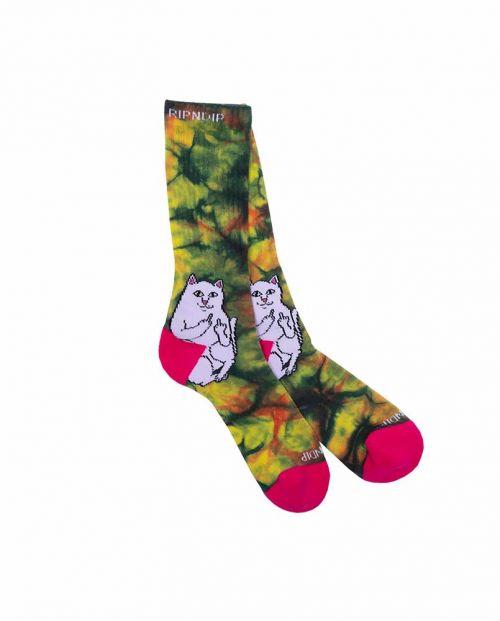 Calze Ripndip Lord Nermal Sunburt Socks Sunburst