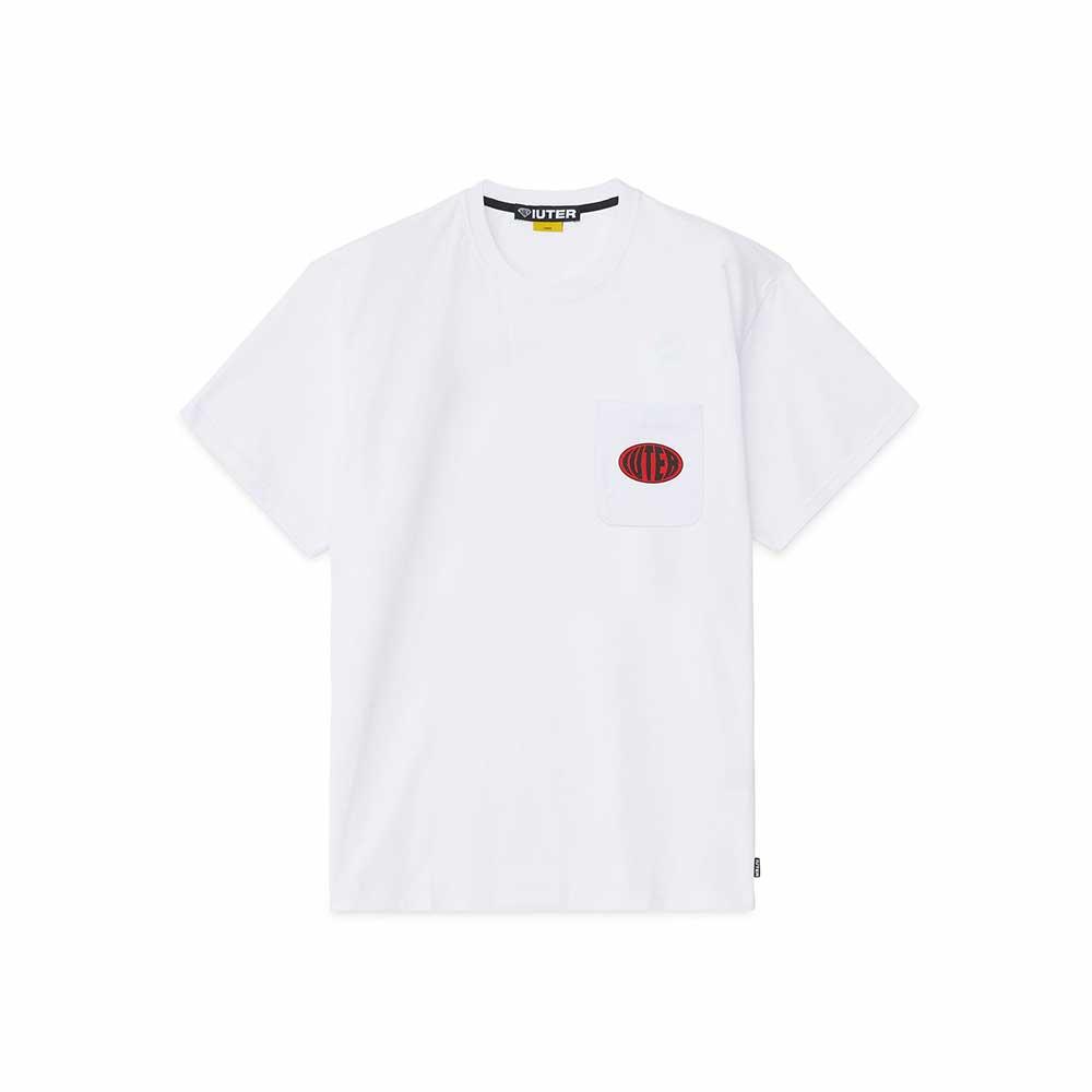 T-Shirt Iuter Hungry White