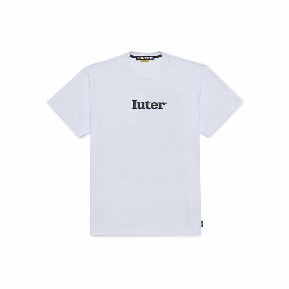 T Shirt Iuter Target White 1