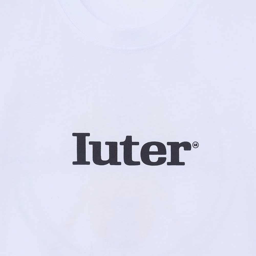 T Shirt Iuter Target White