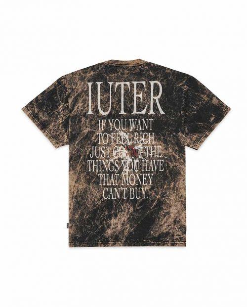 T-Shirt Iuter Value Black