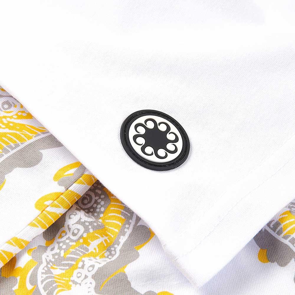 T-Shirt Octopus Draft Tee White