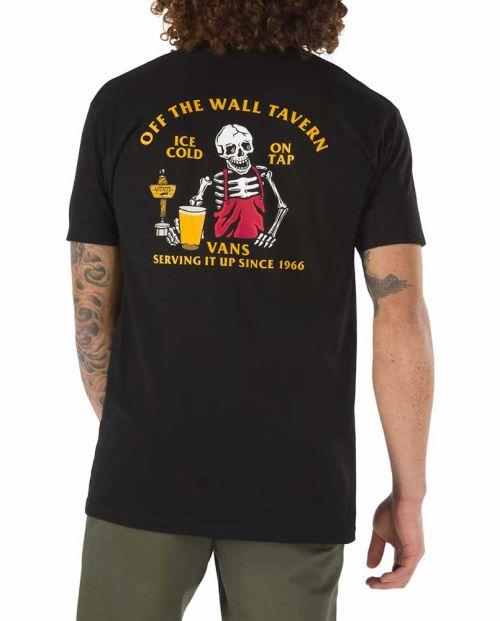 Man Off The Wall Tavern Black