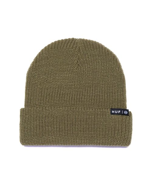 Essentials Usual Beanie Olive