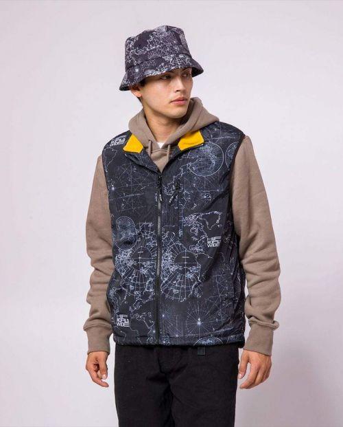 Nicolet Vest Black