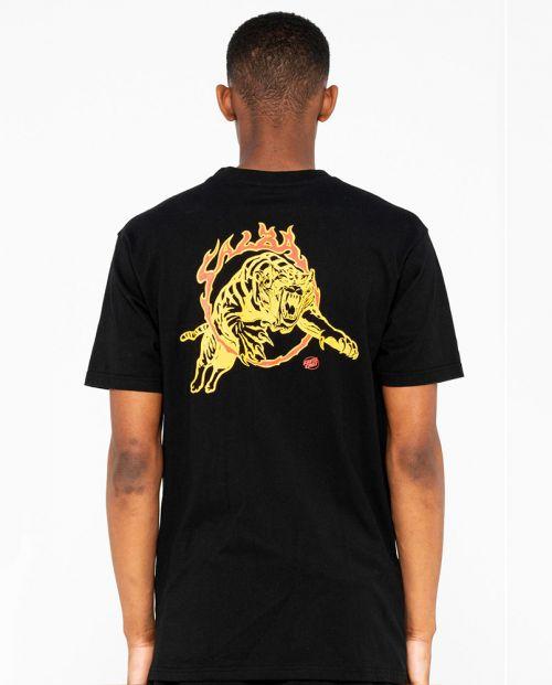Salba Tiger Club T-shirt Black