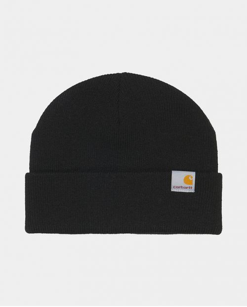 Stratus Hat Low Black