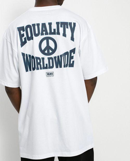 Vans MN Equality White