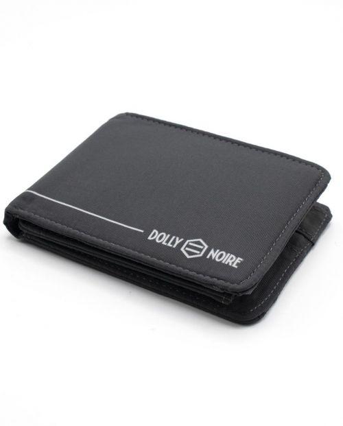 Wallet Book Grey