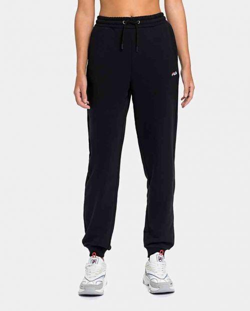 Women Edena High Waist Sweat Pants Black