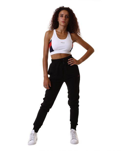 Women Pia High Waist Pants Black