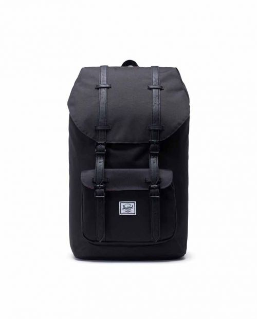 Herschel Little America Backpack Black Black